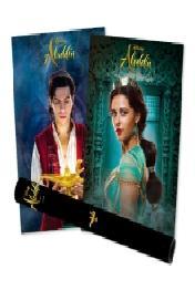 디즈니 알라딘 포스터 컬렉션